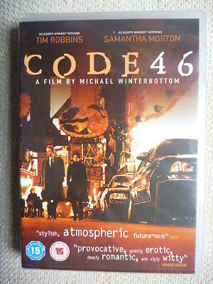 Code 46 [2003] [DVD] Brand New Sealed 1st Class Post!