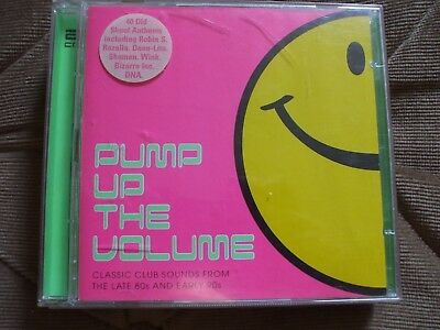 Various Artists - Pump Up The Volume.Great Double CD.