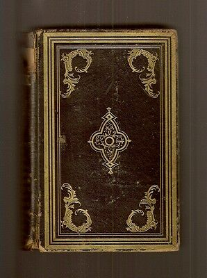 vtg 1852 Lives of the GOVERNORS of NEW YORK John Jenkins antique NY History USA