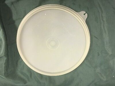 "Vintage Tupperware 6-1/4"" Seal Lid (C) #227 Obsolete"