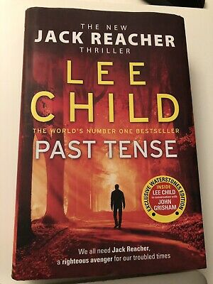 PAST TENSE (Jack Reacher 23) - Lee Child HARDCOVER