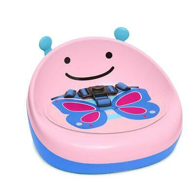 Skip Hop Zoo Booster Seat-Butterfly