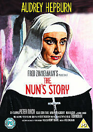 The Nun's Story [DVD] [1959], Audrey Hepburn Uk Region 2 New And Sealed