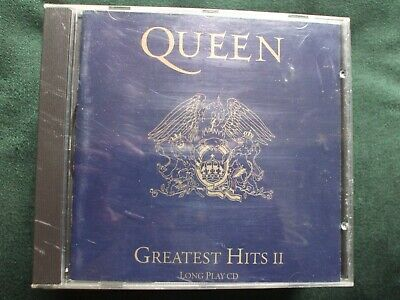 Queen - Greatest Hits Vol.2.Long Play CD.Disc Is In Very Good Condition.