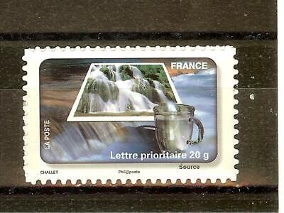 Timbre France Autoadhesif 2010 N° 406A Neuf **