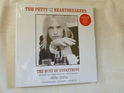Tom Petty- The Best Of Everything-4 lp sealed box set