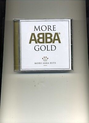 Abba - More Abba Gold - New Cd!!