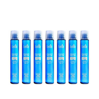 LADOR Perfect Hair Fill-up 7pcs Keratin Treatment Dry Damaged Repair Conditioner