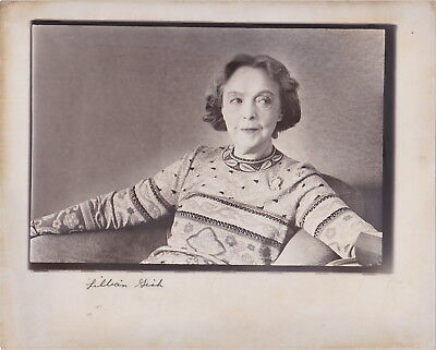 LILLIAN GISH * ACTRESS * RARE VINTAGE Iconic 1974 HOLLYWOOD Classic press photo