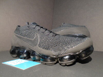 Nike Air Vapormax Flyknit 2.0 Max 1 Black Anthracite Grey Off White 849558-011 9