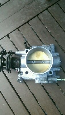 subaru impreza wrx genuine enlarged 64mm throttle body