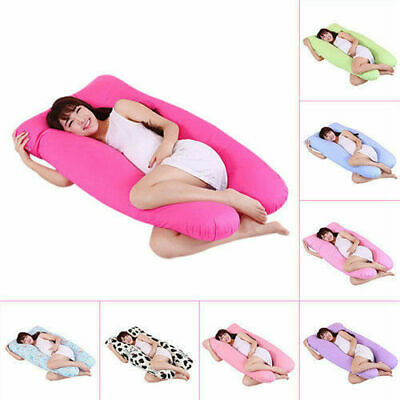 New Maternity Pregnancy Pillow U Shape Nursing Sleeping Boyfriend Body Support