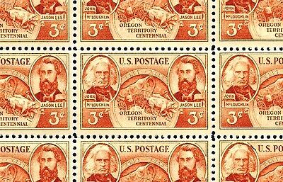 1948 - OREGON TERRITORY - #964 Full Mint -MNH- Sheet of 50 Postage Stamps