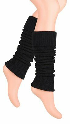 Ateena Comfortable Leg Warmers Different Colours Soft