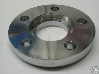 "1/4"" Pulley/Chain Sprocket Spacer 2000'-Up Chrome Fxst"