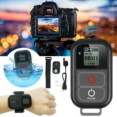 Waterproof Wifi Remote Control For Gopro Hero7/6/5/4/3+/3& 4 Session 5 Session K