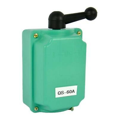 60 A Drum Switch Forward/Off/Reverse Motor Control Rain hp Proof WST 05