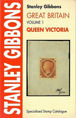 Stanley Gibbons G.B. Specialised Vol. 1, Queen Victoria15th Edition