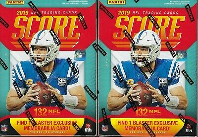 6a27a970 2019 SCORE (PANINI) NFL Football Singles (#221-440) w RC Pick Your ...