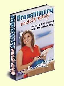 Dropshipping Made Easy-Pdf Ebook With Master Resell Right