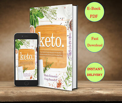 Keto  The Complete Guide to Success on The Ketogenic Diet  EBOOK  PDF