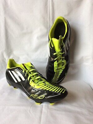 on sale 2950d 82026 Adidas F50 Soccer Cleats Mens Size 8.5 Sports Gear Field Shoes Traxion