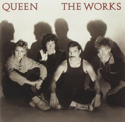 Queen - The Works (2011 Remaster) - Queen CD ASVG The Cheap Fast Free Post The