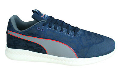 82beb765dc8 Puma RBR Red Bull Racing Mechs IGNITE Stampede Mens Trainers Shoes 305749  01 D12