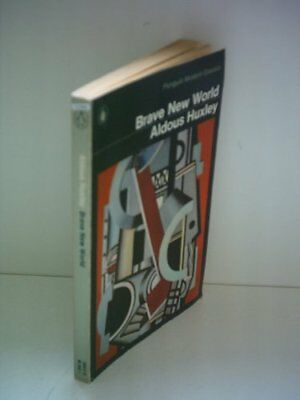 Brave New World (Heritage of Literature) by Huxley, Aldous 0582349052 The Cheap