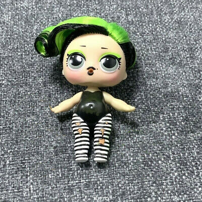 rare Lol BHADDIE Surprise Doll Series5 Hairgoals no earing toy - Color changed
