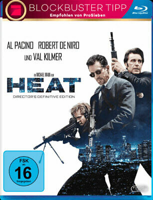 Heat - Directors Definitive Edition (Blu-ray Video)