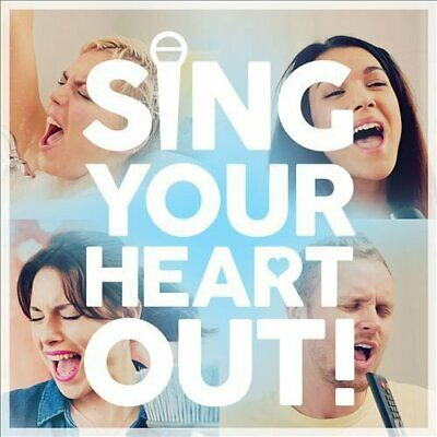 Various Artists - Sing Your Heart Out - Various Artists CD JOVG The Cheap Fast