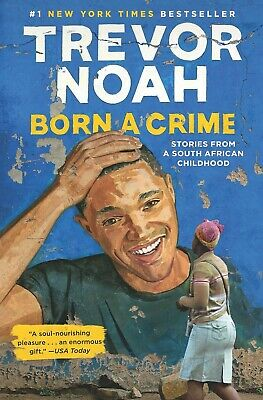 Born a Crime: Stories from a South African Childhood (audiobook, Download)