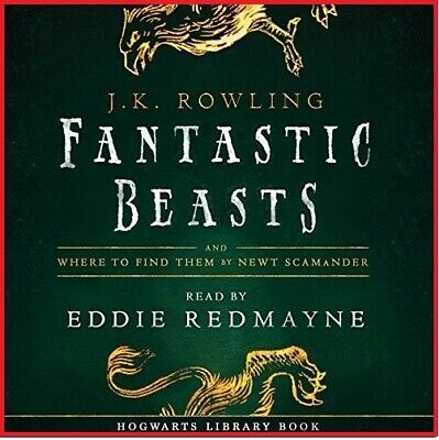 Fantastic Beasts and Where to Find Them by J.K.Rowling (audiobook, Download)