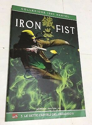 Collectable 100% Marvel Iron Fist 3 the Seven Capital of Heaven 2 1 ^ Limited