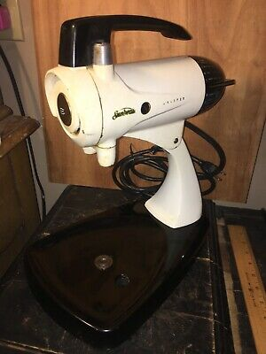 Vintage Sunbeam Mix Master Countertop Mixer. Works Good! #2