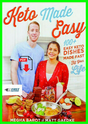 Keto Made Easy by Megha Barot & Matt Gaedke🔥READ DESCRIPTION🔥