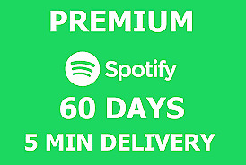 Spotify 2-Month⭐ (60 DAYS) [FAST DILIVERY&NOT SHARED] Premium ✅