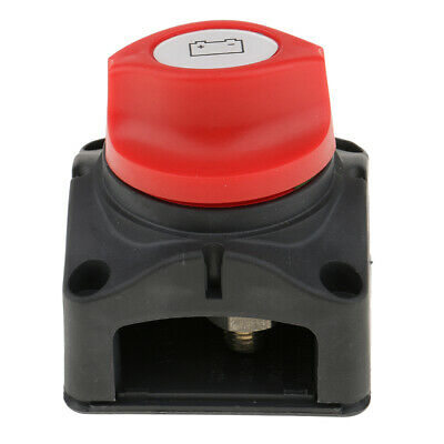 300A Battery Master Kill Switch Isolator Disconnect Rotary Cut Off Car Boat