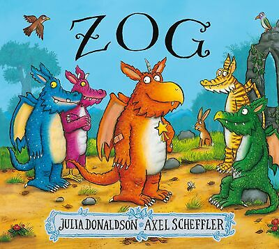 Zog by Julia Donaldson - NEW Paperback Book