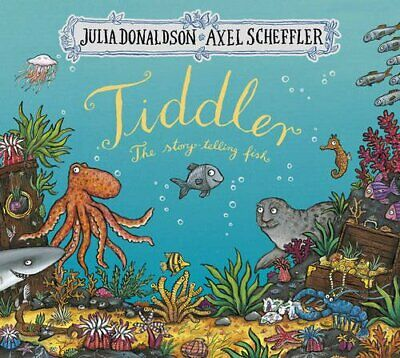 Tiddler by Julia Donaldson NEW Paperback Book