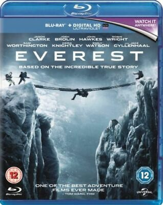 Everest Blu-Ray (NEW & SEALED)