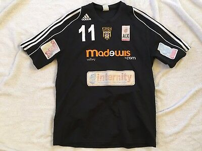 Maillot Porte Auc Aix En Provence Volley Volleyball Shirt Jersey Match Worn