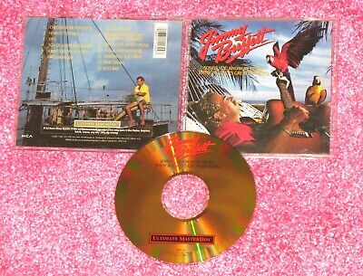 JIMMY BUFFETT Songs You Know - Best of / Greatest Hits - GOLD Audiophile Disc CD