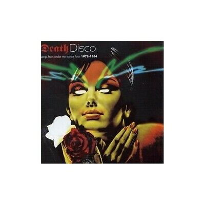 Death Disco: Songs From Under The Dance Floor 1978-1984 -  CD X3VG The Cheap The