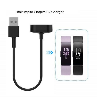 USB Charger Charging Cable Replacement Cord for Fitbit Inspire / Inspire HR