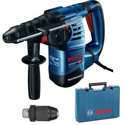 Bosch Hammer Gbh 3-28 Dfr in case, with Removable Chuck