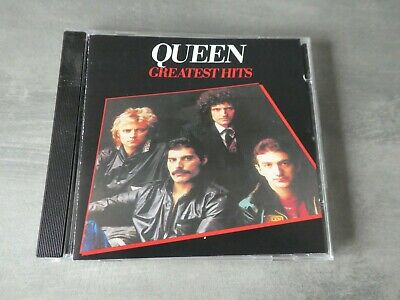 Queen ‎– Greatest Hits cd album