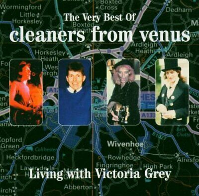 Cleaners From Venus - Living With Victoria Grey... - Cleaners From Venus CD OQVG