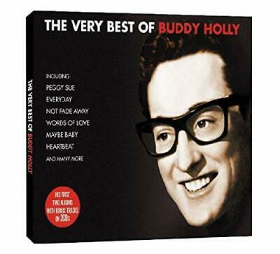 Buddy Holly - The Very Best Of Buddy Holly - Buddy Holly CD 2AVG The Cheap Fast
